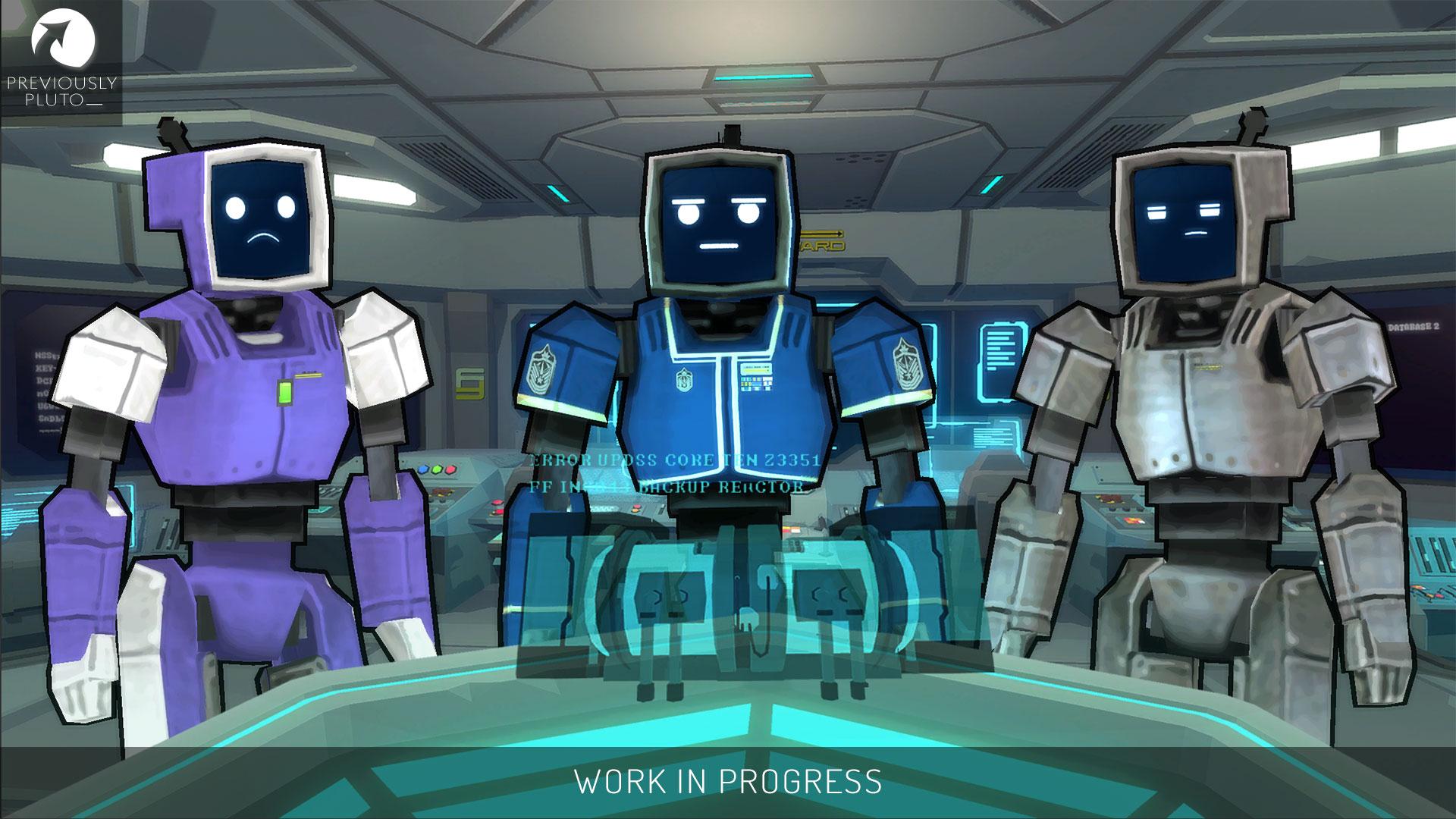 Commandcenter 3droids